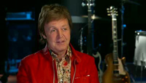 David Lynch interviews Paul McCartney1