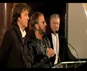 Paul McCartney Ringo Starr Press Conference